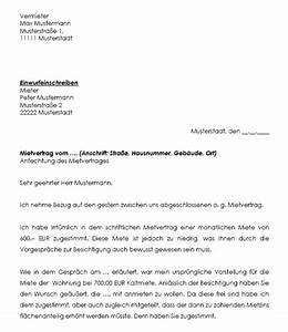 Vorzeitige Kündigung Mietvertrag : vorlagendownload anfechtung des mietvertrages wegen ~ Lizthompson.info Haus und Dekorationen