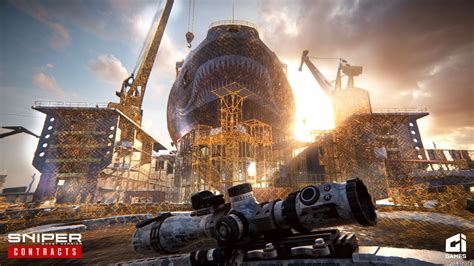 sniper ghost warrior contracts  launch november  gamersyde