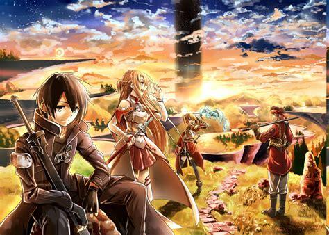 sword art  wallpapers hd desktop  mobile