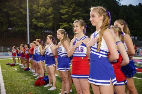 cheerleader etiquette varsitycom