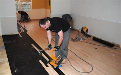 Do We Install Hardwood Floors? Blog