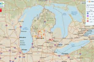 Consumers Energy Michigan Power Outages