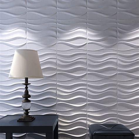 buy  wall panels plant fiber white