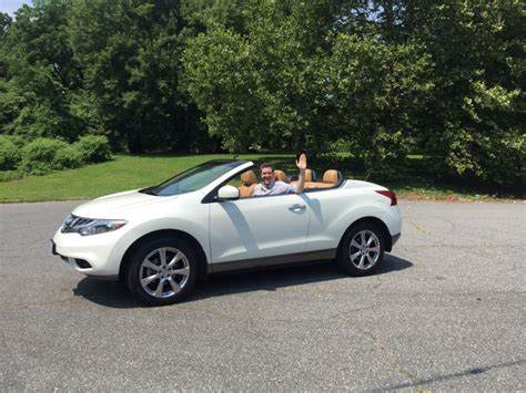 I Spent A Day With The Nissan Murano Crosscabriolet