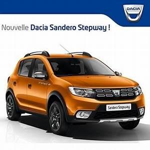 Voiture Dacia Stepway : jeu renault voiture dacia sandero stepway gagner ~ Medecine-chirurgie-esthetiques.com Avis de Voitures