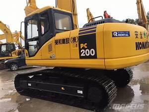 Komatsu Komatsu Pc 220 Crawler Excavator  China   44 348