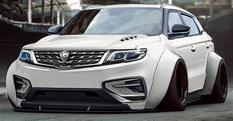 The Proton by 8800 Malaysians Ordered The Proton X70 Here Are
