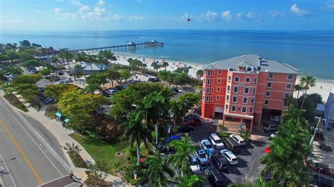 Aerial Video Of The Edison Beach House