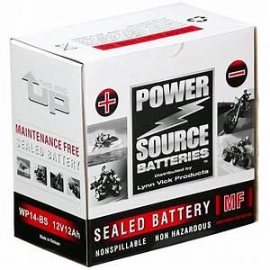1998 Honda ST1100 Sport ST 1100 Sealed Motorcycle Battery