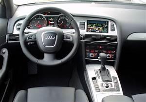 Audi A6 Avant Ambiente : int rieur a6 2004 2010 espace qualit des plastiques aspects pratiques ~ Melissatoandfro.com Idées de Décoration