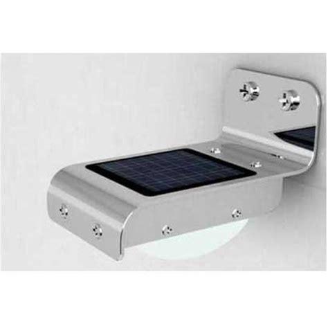 applique led solaire le led solaire d 233 tecteur de mouvement