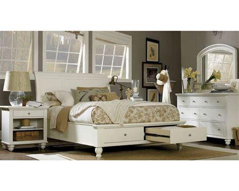 Aspen Bedroom Set by Aspen Cambridge Sleigh Storage Bedroom Asicb 40 2