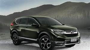 Five changes you should know about the 2017 Honda CR-V
