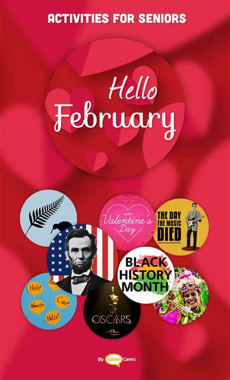 february  ideas activities calendar