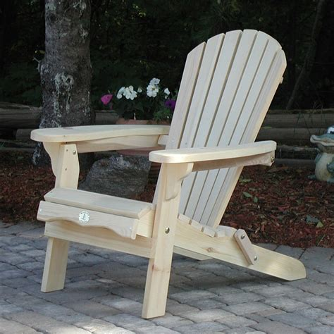 chaise adirondack plastique recyclé costco the chair company bc300p white pine folding muskoka