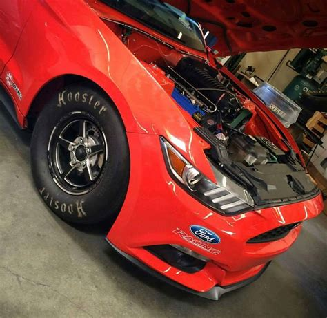 mustang  solid rear axle conversion  cobra jet