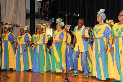 Vincy Cultural Culture Caribbean Alive Enlarge
