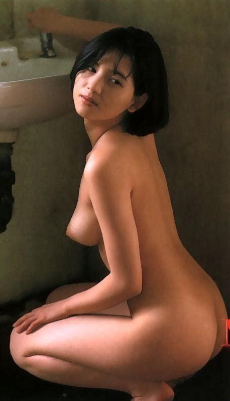 Asian Asian Japanese Mariko Morimoto Naked Barefoot Medium Quality