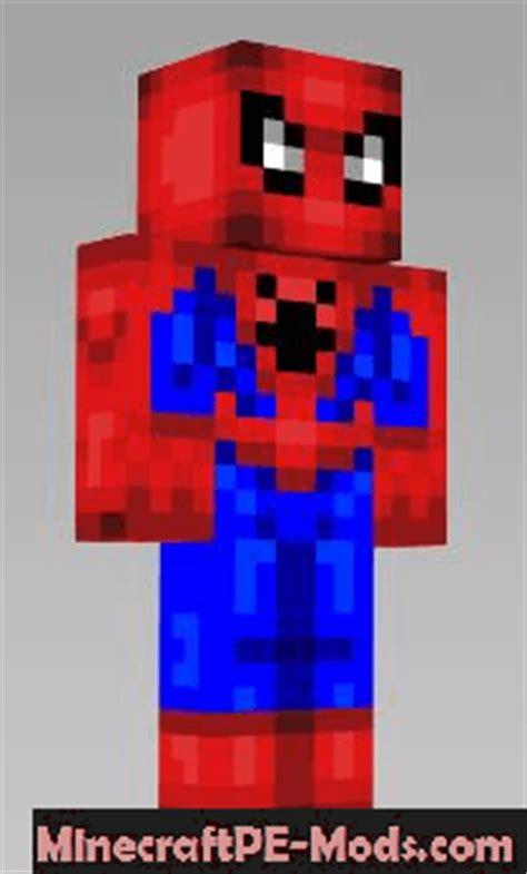 superheroes skins pack  minecraft pe