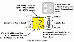 2  Light Switch Wiring Explained Brilliant How To Wire An