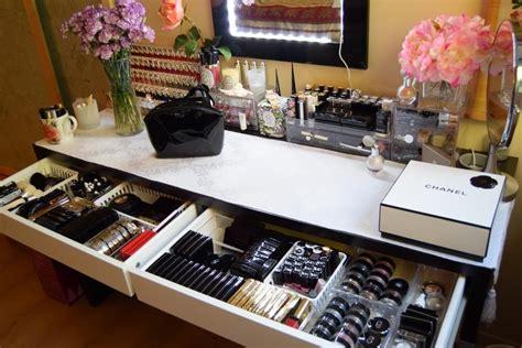 ikea cr馥 sa chambre rangement maquillage fait maison 28 images rangement maquillage pratique et joli en 15 id 233 es originales boite de rangement fait maison