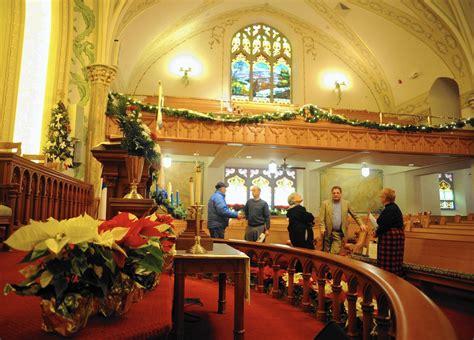 havre de grace church  showcases historic houses