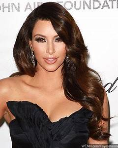 Kim kardashian brown hair color in 2016, amazing photo ...