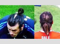 Real Madrid The Sun Bale está harto de su moño y se