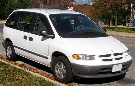 automotive repair manual 2000 dodge grand caravan regenerative braking 2000 dodge grand caravan iii pictures information and specs auto database com