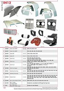Case Ih Catalogue Body Panels  Decals  U0026 Paint  Page 166