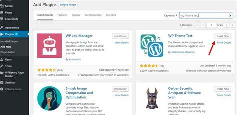 test  preview  wordpress theme theme junkie