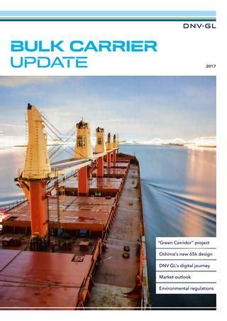 bulk carrier update   dnv gl issuu