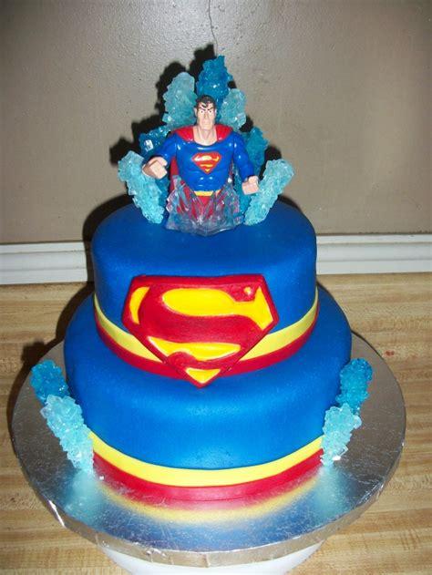 cake ideas for superman cakes decoration ideas little birthday cakes