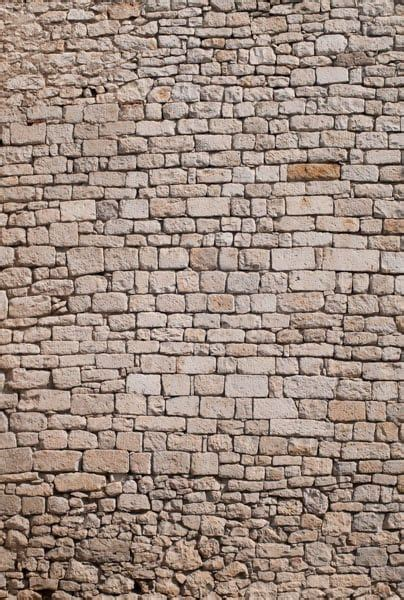 stone wall pattern  medieval castle