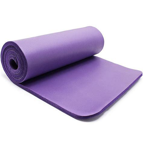 tappeto ginnastica tappeto tappetino palestra spesso viola ginnastica