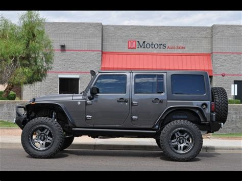 2014 jeep wrangler unlimited granite for sale autos post