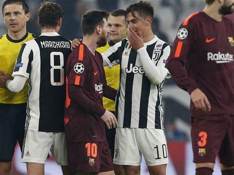 Ronaldo vs Messi UCL match | Cristiano Ronaldo vs Lionel ...