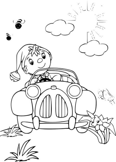 jeux de fille cuisine avec coloriage voiture oui oui à imprimer