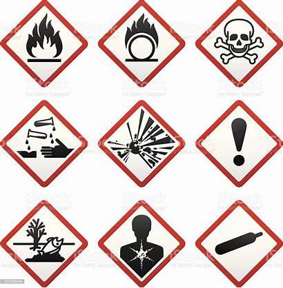 Hazard Ghs Symbols Warning Safety Labels Stoffen
