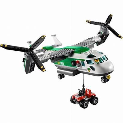 Lego Cargo Heliplane Sets Box Ages