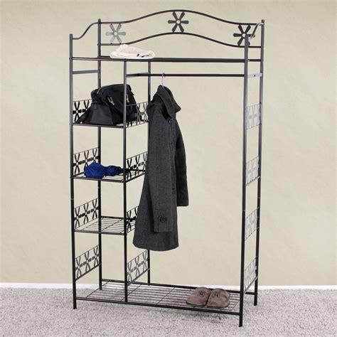 Metall Garderobe Ikea by Metall Garderobe Garderobenst 228 Nder Genf Metall Regal