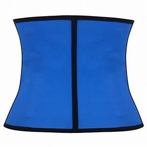 Shaperdiva Women U0026 39 S Sport Latex Girdle Waist Training