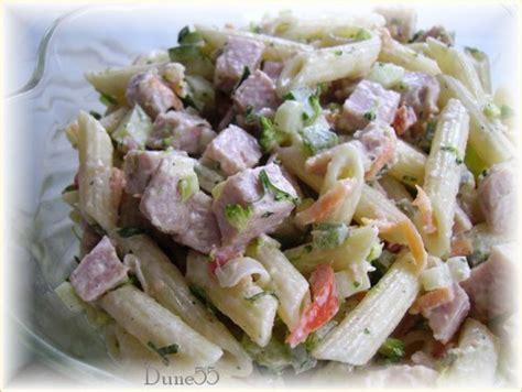 salade de p 226 tes au jambon 2 dune55