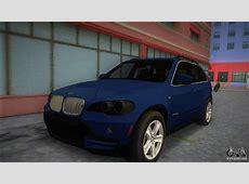 BMW X5 2009 for GTA Vice City