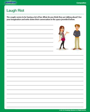 5 best images of 4th grade writing worksheets printable