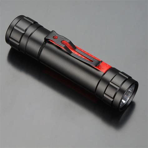 Senter Led Selam senter led multifungsi mini portable q5 500 lumens black