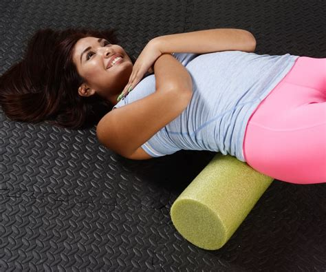myofascial release  diy guide  relieving muscle pain energ wellness