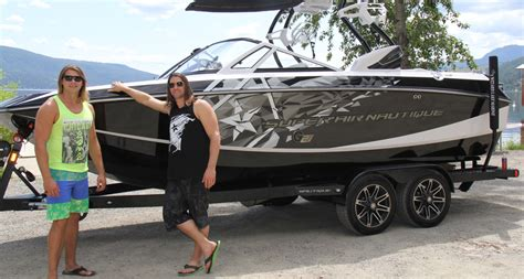 Boat Service Vernon by Our Boat Wakebenders Boat Rental Okanagan Lake