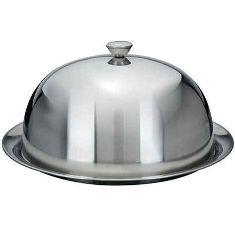 cloche cuisine cloche couvre assiette façon maitre d 39 hotel assiette en inox