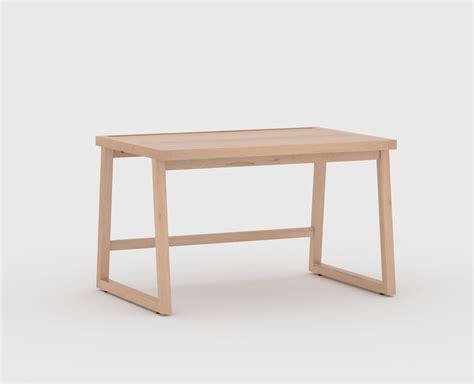 bureau 120cm bureau bois massif 120 cm la compagnie du hêtrela